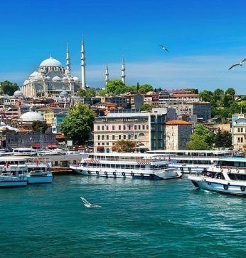 Mezquita Süleymaniye del Bósforo