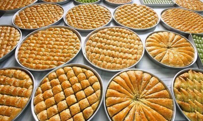 Mejor postre turco - Baklava