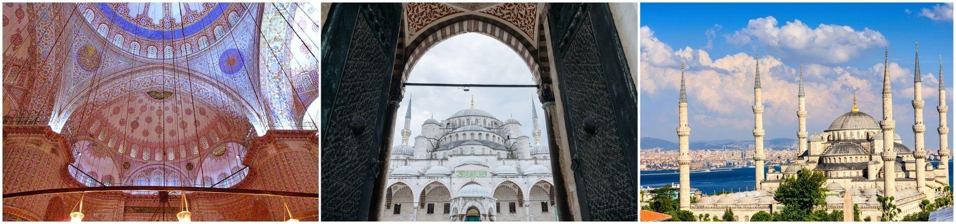 Экскурсия по Голубой мечети в Стамбуле
