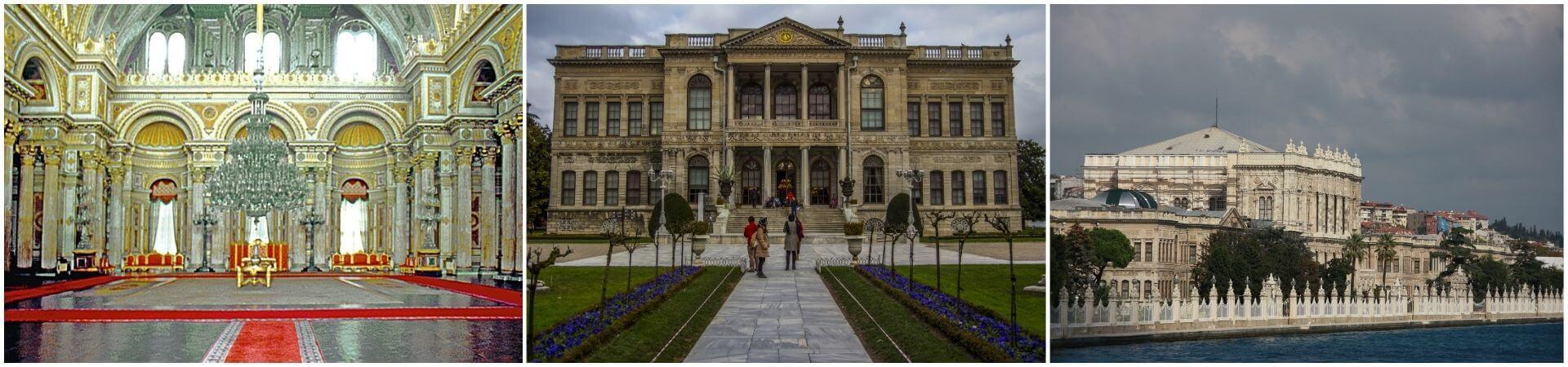 جولة في قصر دولما بهجة