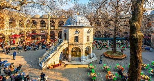 رحلة بورصة نهارية من اسطنبول