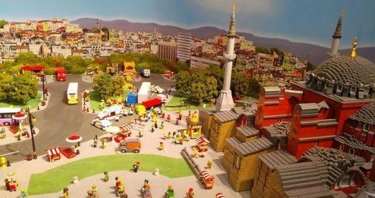 مركز ليغولاند للاكتشاف اسطنبول