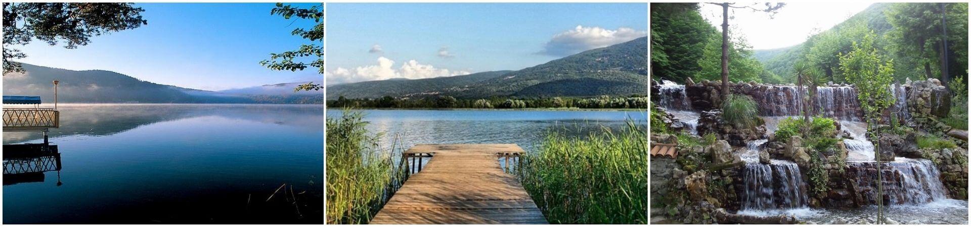 Excursión de un día al lago Sapanca y Masukiye desde Estambul