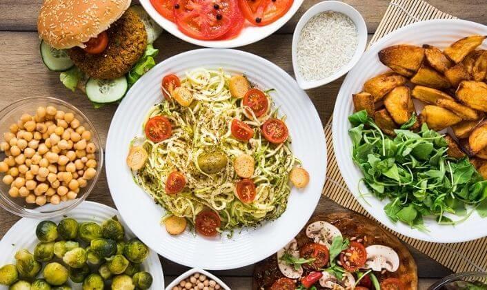 مطاعم نباتية و النباتيين في اسطنبول
